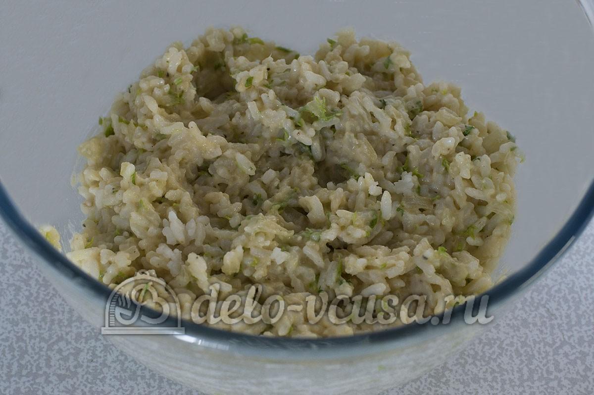 рецепт котлеты из рисовой каши в