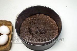 Торт Три шоколада: Формируем торт