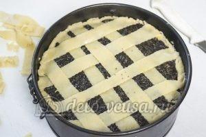 Пирог с творогом и маком: Запекаем пирог