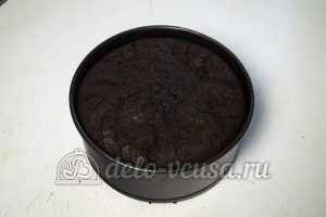 Шоколадная ватрушка: Выпекаем до готовности