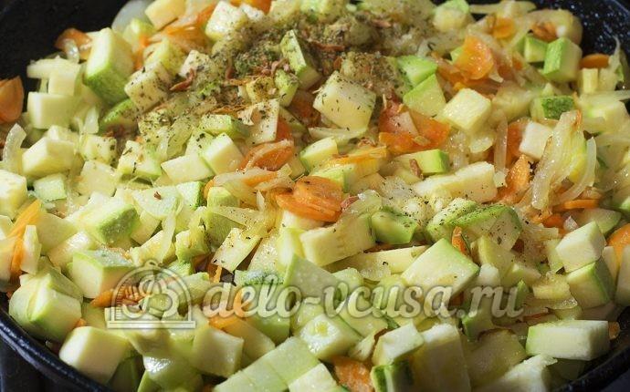 жареные кабачки рецепт с фото