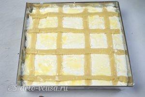 Краковский сырник: Формируем пирог