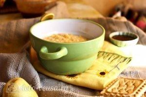 Кукурузная каша с тыквой в мультиварке