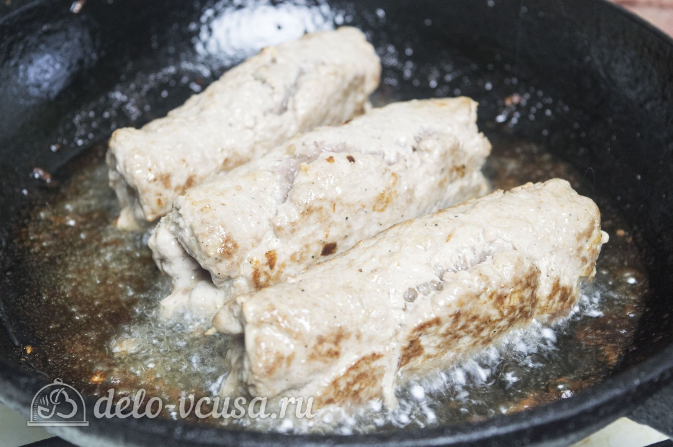 Вкусное печенье на сковороде рецепт с фото пошагово