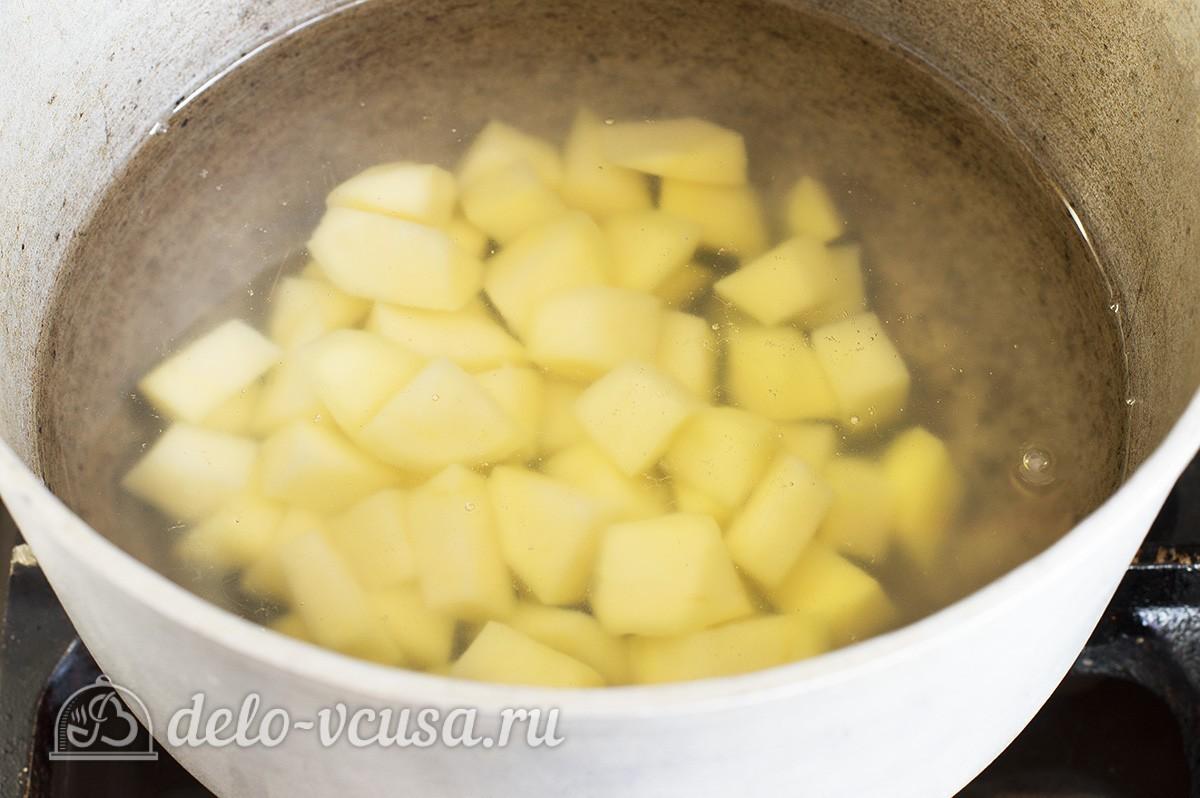 что сначала класть в суп капусту или картошку