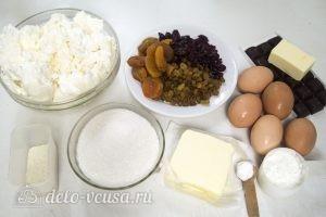 Сырник в шоколаде: Ингредиенты