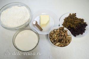 Уголки с начинкой: Ингредиенты