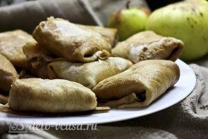 Блинчики с яблоками: Завернуть все блинчики