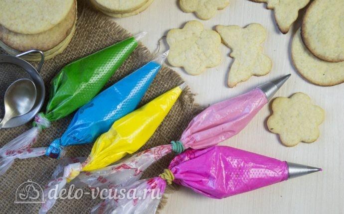 Глазурь для пряников рецепт с фото - пошаговое приготовление 23