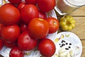 Домашний кетчуп: Ингредиенты