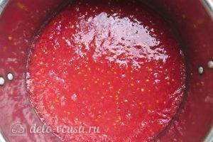 Домашний кетчуп: Готовим томатное пюре
