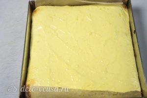Кокосово-творожный пирог: Остужаем пирог