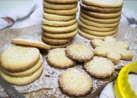 Печенье для росписи глазурью