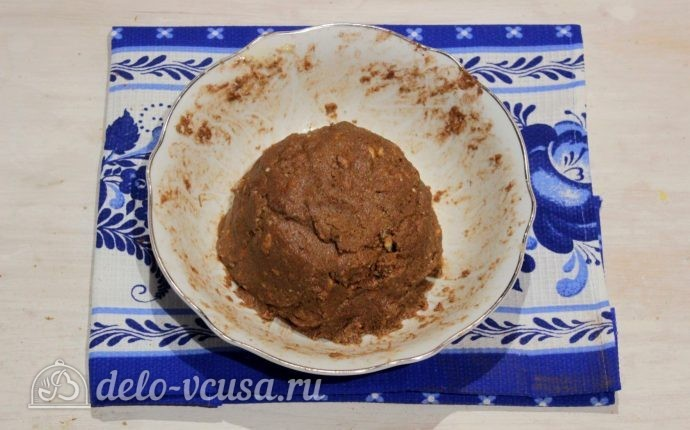 Пирожное картошка без сгущенки рецепт фото