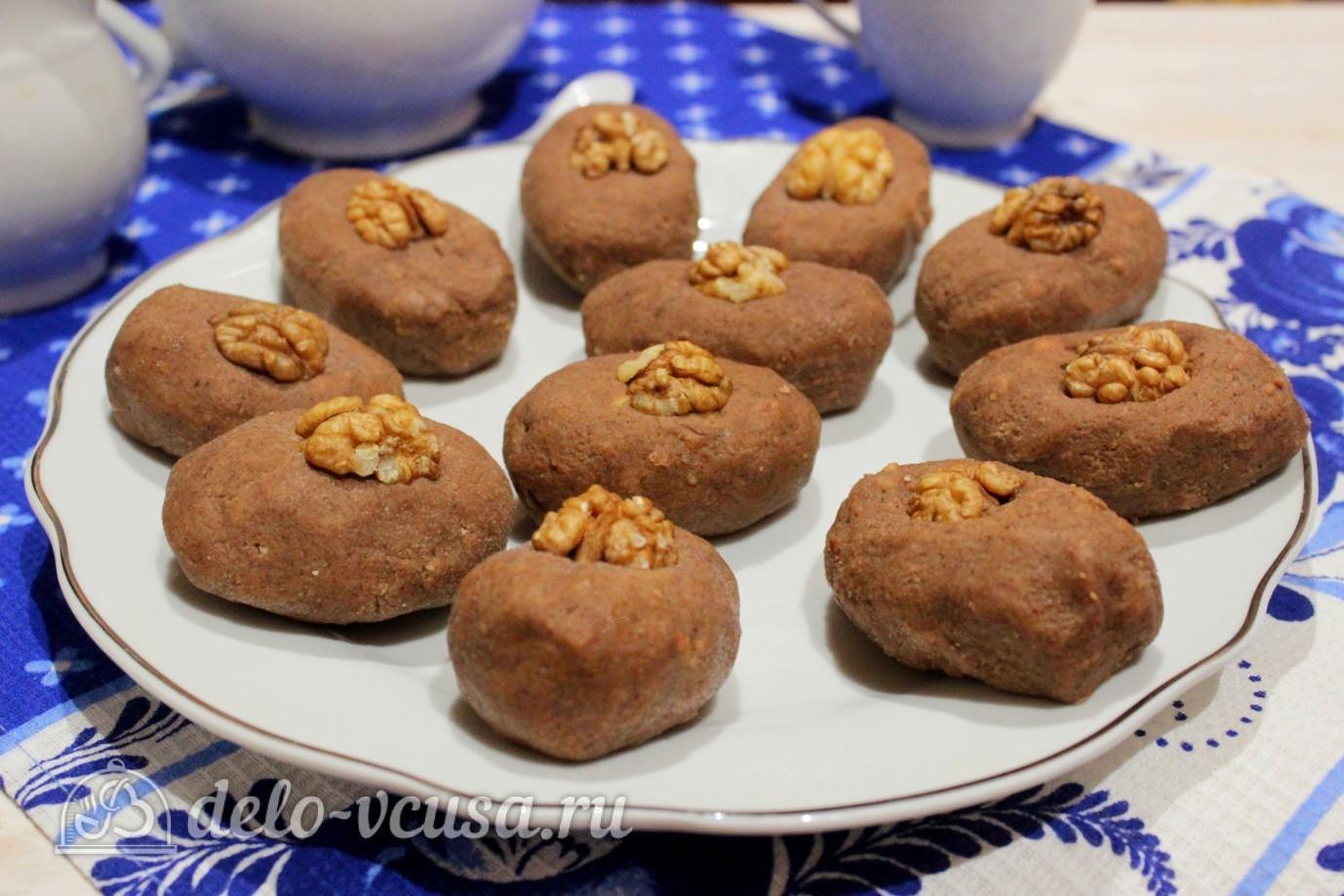 пирожное картошка из печенья рецепт с фото пошагово