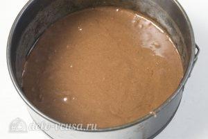 Муссовый кокосовый торт с шоколадом: Выпекаем бисквит