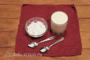 Сметанный крем: Ингредиенты