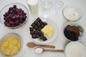 Торт Черный лес: Ингредиенты