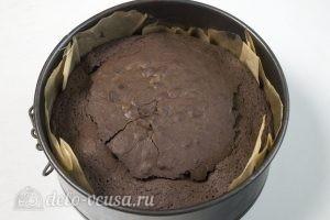 Торт Черный лес: Выпекаем второй бисквит