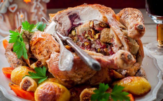 10 рецептов горячих блюд на Новый Год