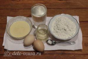 Блины на сгущенном молоке: Ингредиенты