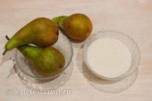 Компот из груш: Ингредиенты