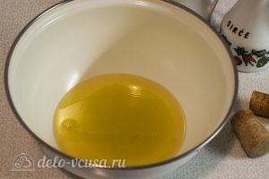 Курица в духовке с маслом: Соединить масла