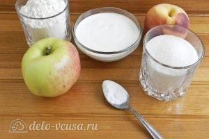 Фруктовый пирог: Ингредиенты