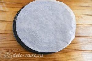 Фруктовый пирог: Подготовить дно формы