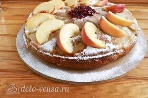 Фруктовый пирог: Украсить пирог