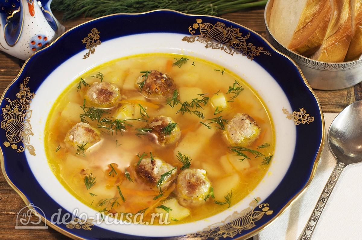 Суп с фрикадельками — 7 простых и вкусных рецептов