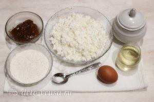 Сырники с вареной сгущенкой: Ингредиенты