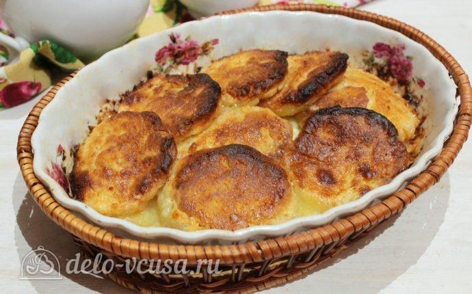 пирог на кефире с колбасой и сыром