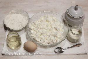 Сырники со сметаной в духовке: Ингредиенты