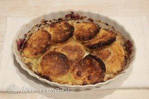 Сырники со сметаной в духовке: Запекать