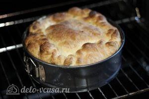 Яичный пирог: Выпекаем пирог