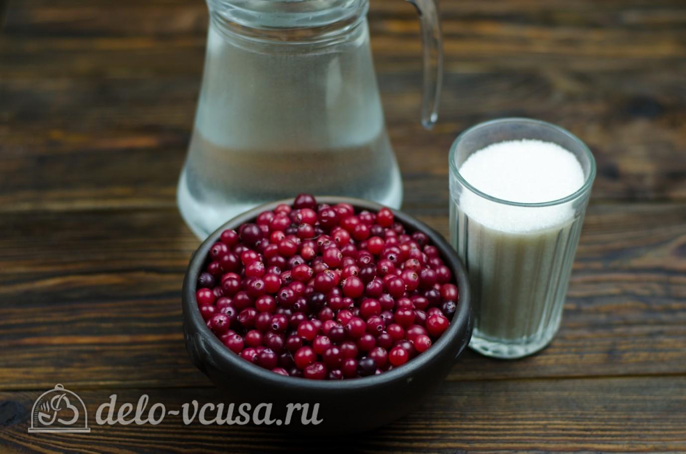 Рецепт клюквенного морса для беременных без сахара 76