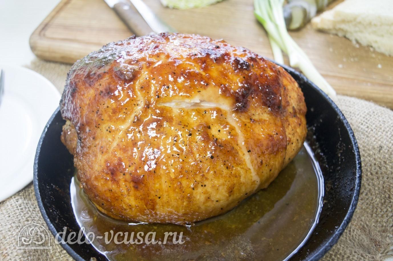 Куриные котлеты в томатном соусе рецепт