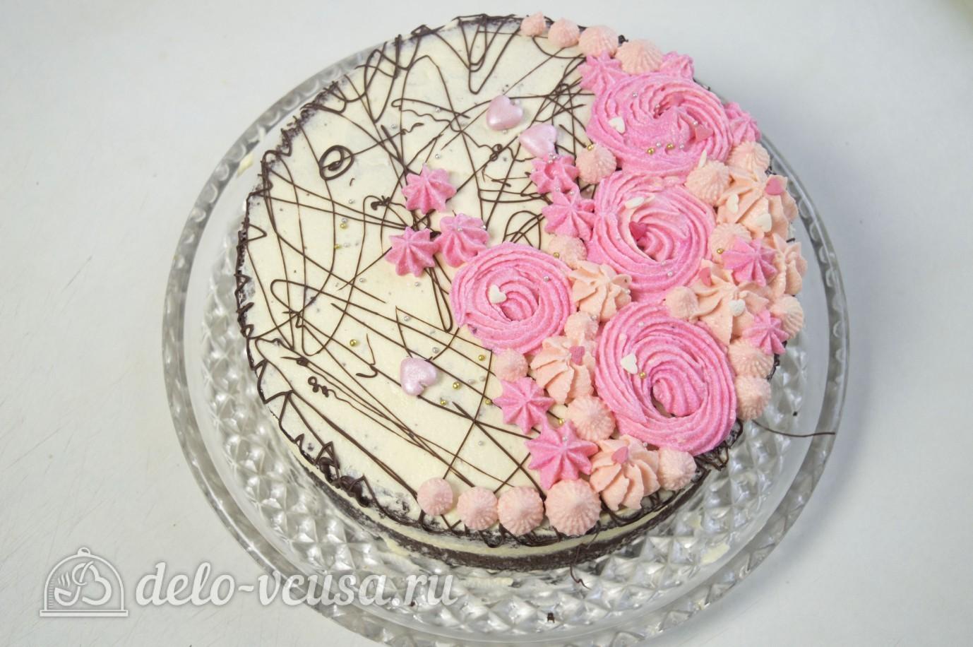 рецепт радужного торта с пищевыми красителями