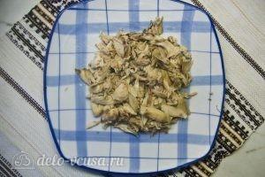 Мясная солянка: Снимаем куриное мясо с кости