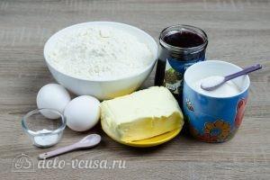 Тертый пирог с вареньем: Ингредиенты