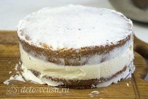 Торт на День Валентина: Собираем торт