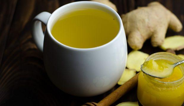Имбирь с медом рецепт приготовления