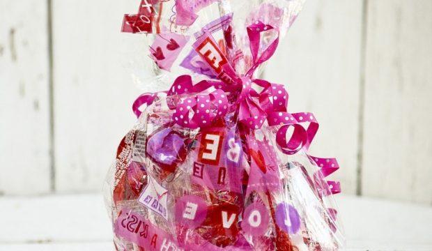 Как отметить День святого Валентина: Конфеты