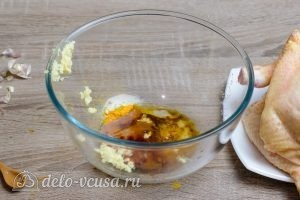 Куриные окорочка в духовке: Готовим маринад