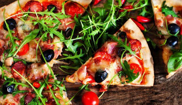 Международный день пиццы: Пицца