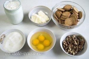 Пирог Сметанник: Ингредиенты