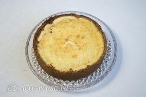 Пирог Сметанник: Охладить пирог