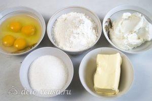 Ванильные кексы: Ингредиенты