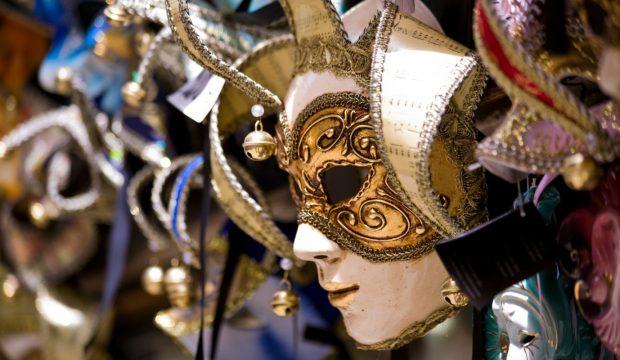 Венецианский карнавал: Маски